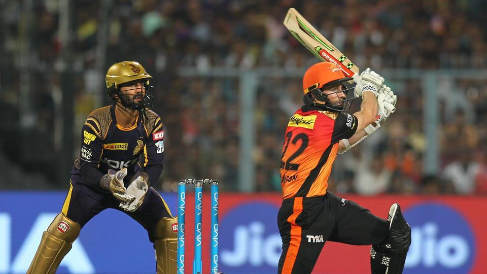 Kane Williamson's 50 helped Sunrisers Hyderabad beat  Kolkata Knight Riders by five wickets. Get full cricket score and live updates of the IPL 2018 clash between Kolkata Knight Riders (KKR) and Sunrisers Hyderabad (SRH) here.
