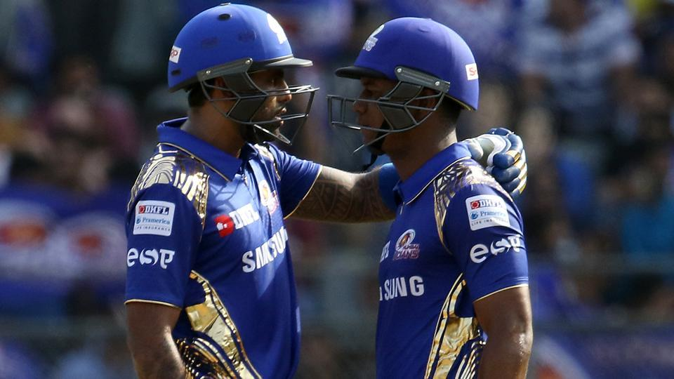 The duo put on 102-run stand for the opening wicket before Lewis fell to Rahul Tewatia in the ninth over.  (BCCI )