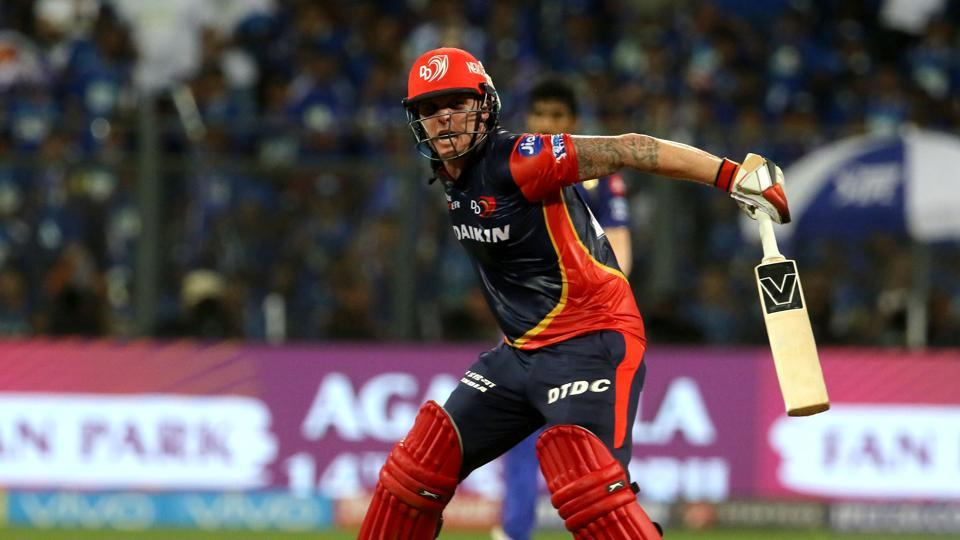 Jason Roy's unbeaten 53-ball 91 helped Delhi Daredevils beat Mumbai Indians by seven wickets in an IPL 2018 match at the Wankhede stadium on Saturday. (BCCI )