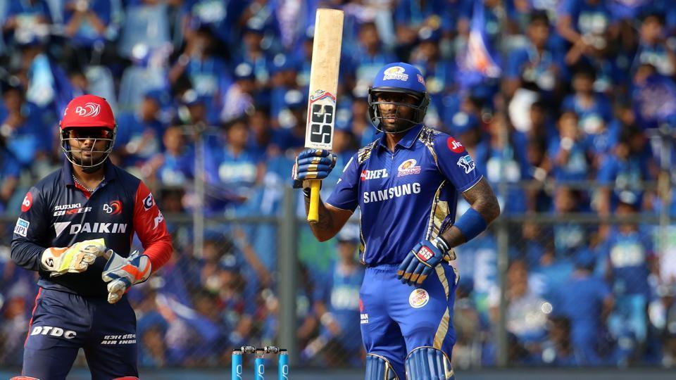IPL 2018,Indian Premier League 2018,Suryakumar Yadav