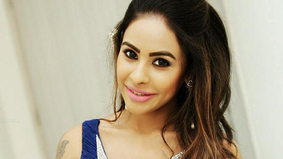 Sri Reddy was in news for protesting against casting couch in the Telugu film industry.