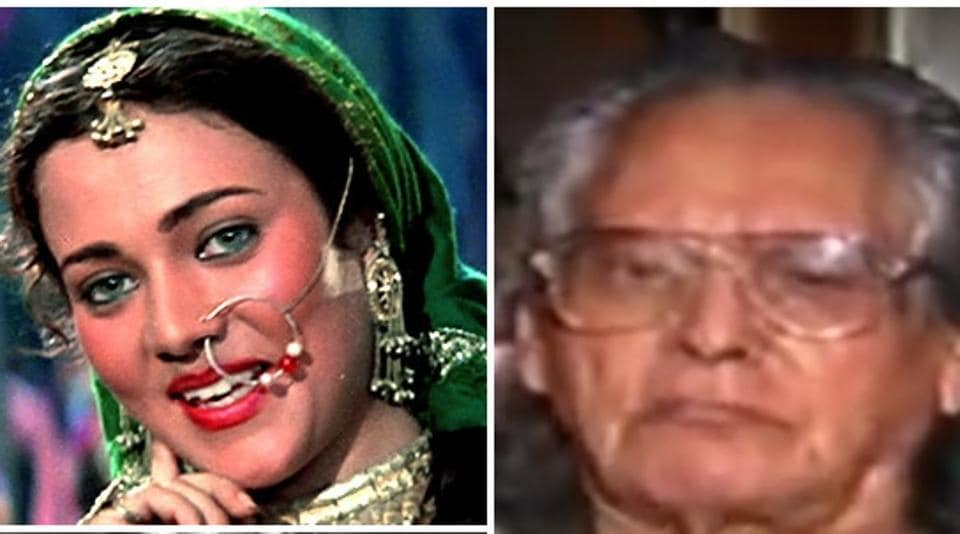 Hasrat Jaipuri,Hasrat Jaipuri's birthday,Old Bollywood Songs