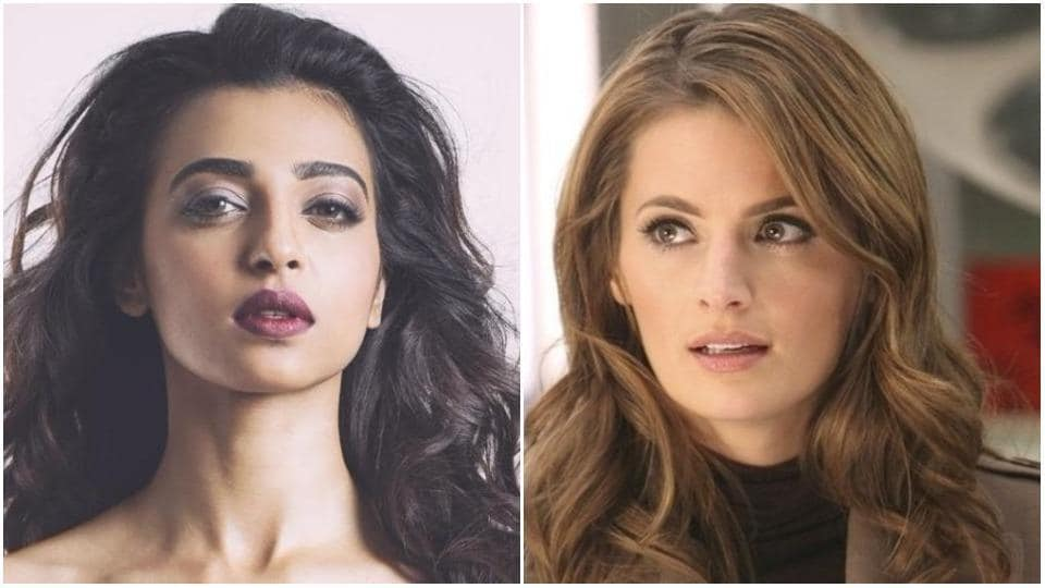 Radhika Apte will work with Stana Katic in her first international project.