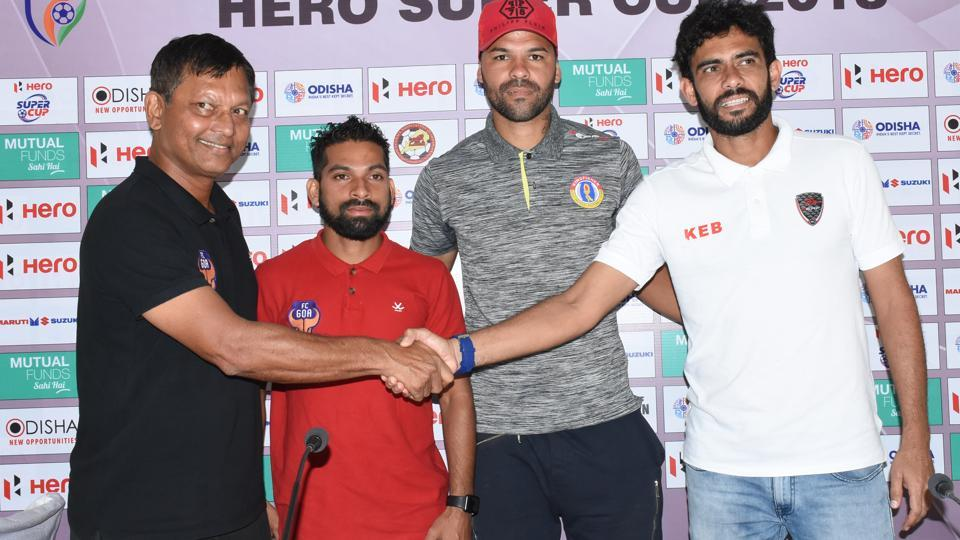 East Bengal,FC Goa,Super Cup 2018