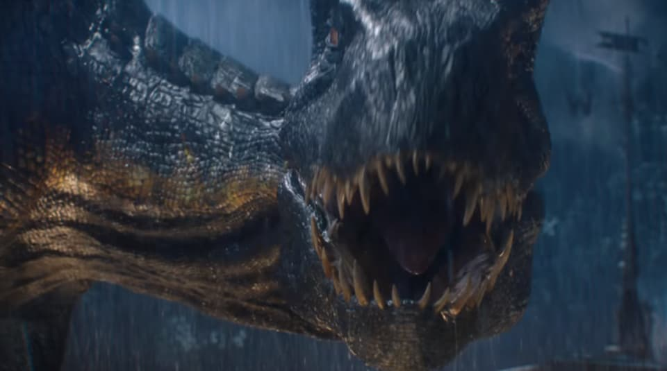 New Jurassic World Fallen Kingdom clip teases a straight up horror