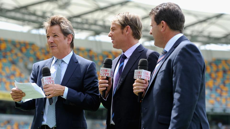 Channel Nine will not be broadcasting cricket in Australia for the first time in 40 years.