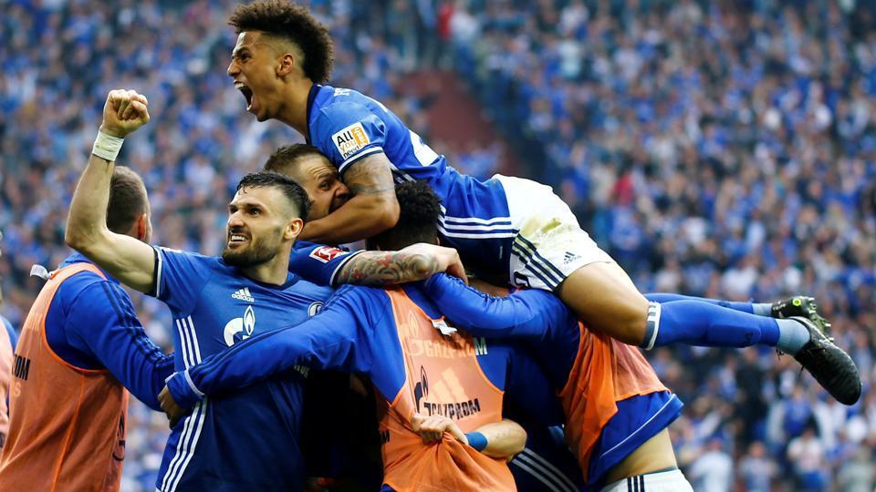 Schalke Borussia