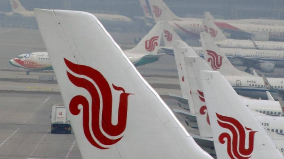 Air China flight,Air China Beijing flight,Flight attendant hostage