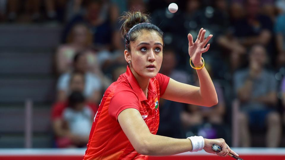 Manika Batra has won an impressive 4 medals in table tennis this Games.  (PTI)