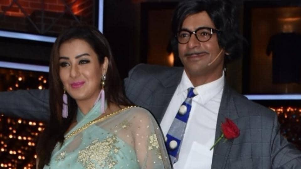 Kapil Sharma,Sunil Grover,Comedy Nights with Kapil