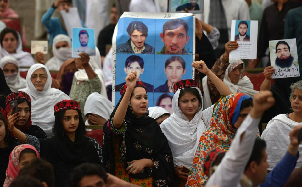Human Rights Commission of Pakistan,encounters,terror attacks