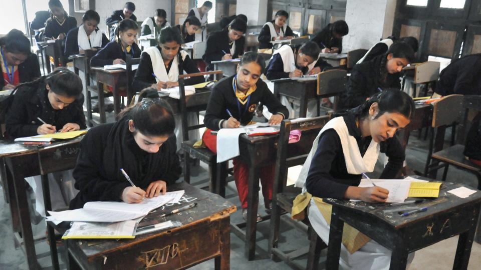 UP board exams,Uttar Pradesh board exams,Dinesh Sharma