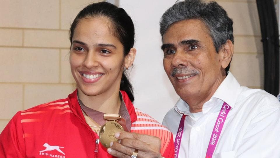 2018 Commonwealth Games,Gold Coast Commonwealth Games,Saina Nehwal
