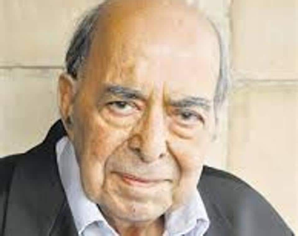 S Nihal Singh,Veteran journalist,The Indian Express