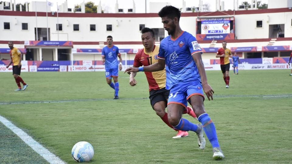East Bengal reached the final of Super Cup with a 1-0 win over FC Goa on Monday.