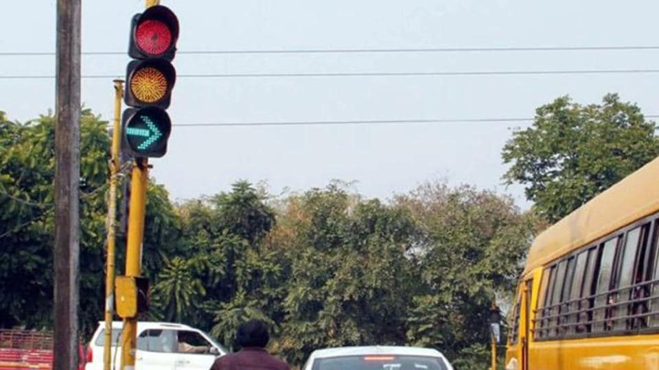 According to the data compiled by Panchkula traffic police, last year about 12,051 challans were issued for jumping red light, making it one of the most common violations.