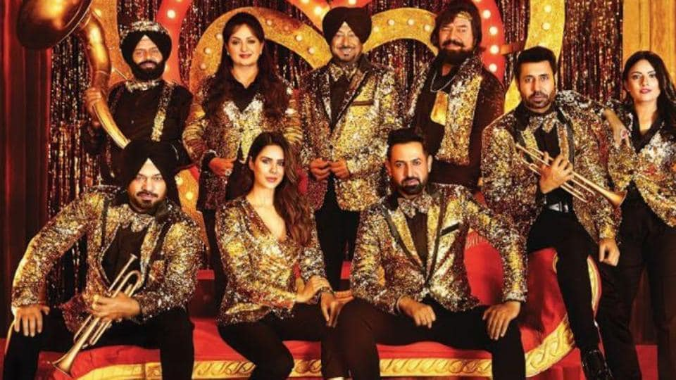 Carry on Jatta 2,Gippy Grewal,Sonam Bajwa