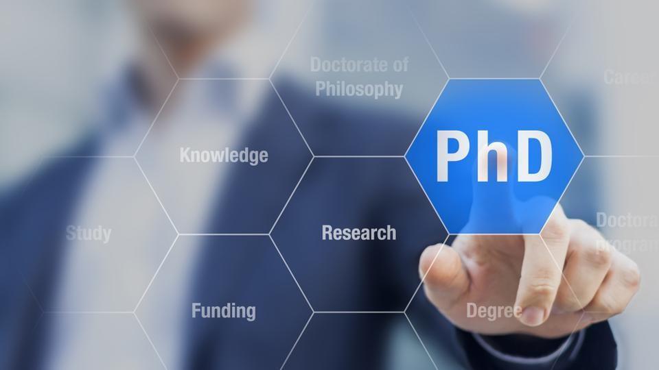HRD Ministry,PhDs,PhD India