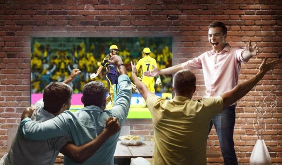 Young professionals in the Capital are using all possible excuses to take an off from work, to watch IPL matches.