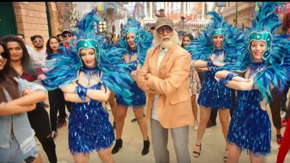 Amitabh Bachchan reveals about his favourite word via 102 NOT OUT teaser