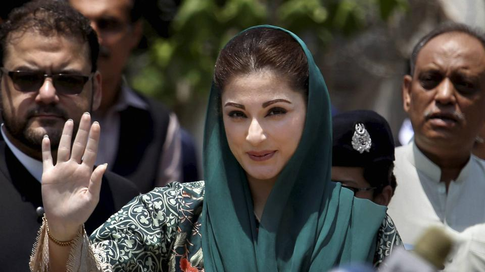 Nawaz Sharif,Maryam Nawaz,Pakistan