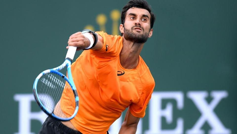 Yuki Bhambri is the highest ranked Indian tennis player at No.83.