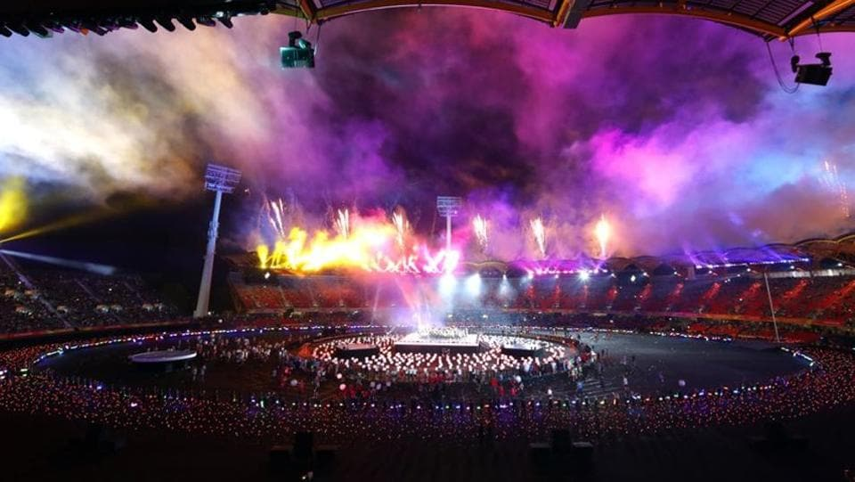 2018 Commonwealth Games,Commonwealth Games closing ceremony,Gold Coast 2018