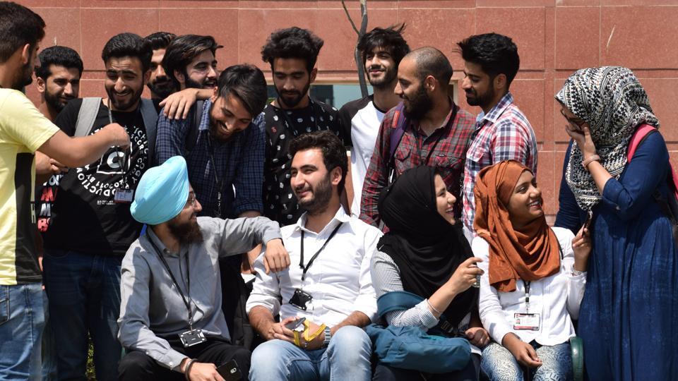 Narendra Modi,Jammu & Kashmir,Tata Institute of Social Science