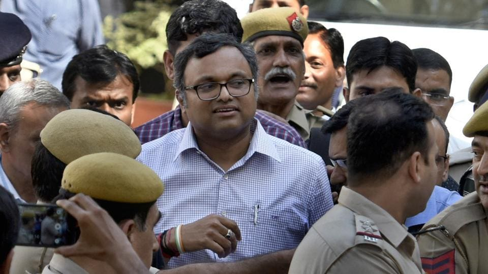 Karti Chidambaram,Aircel-Maxis case,FIPB clearance