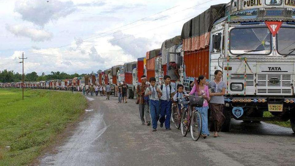 Manipur,Manipur highway,Myanmar