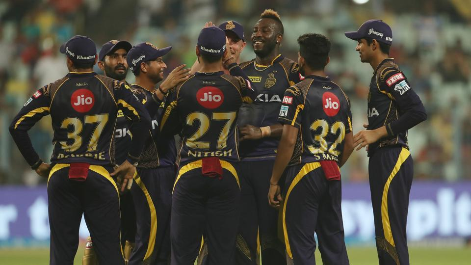 In response, KKR dealt DD three blows in the first three overs.