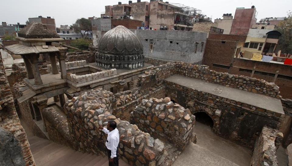 World Heritage Day,UNESCO,Delhi