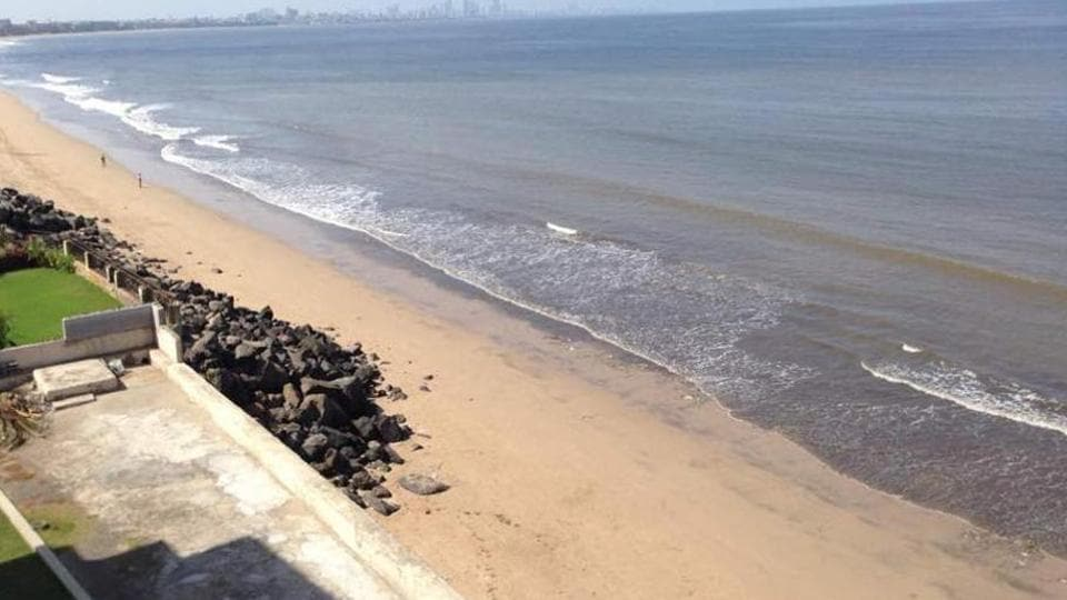 13 million kg of plastic has been removed from Versova beach over three years.