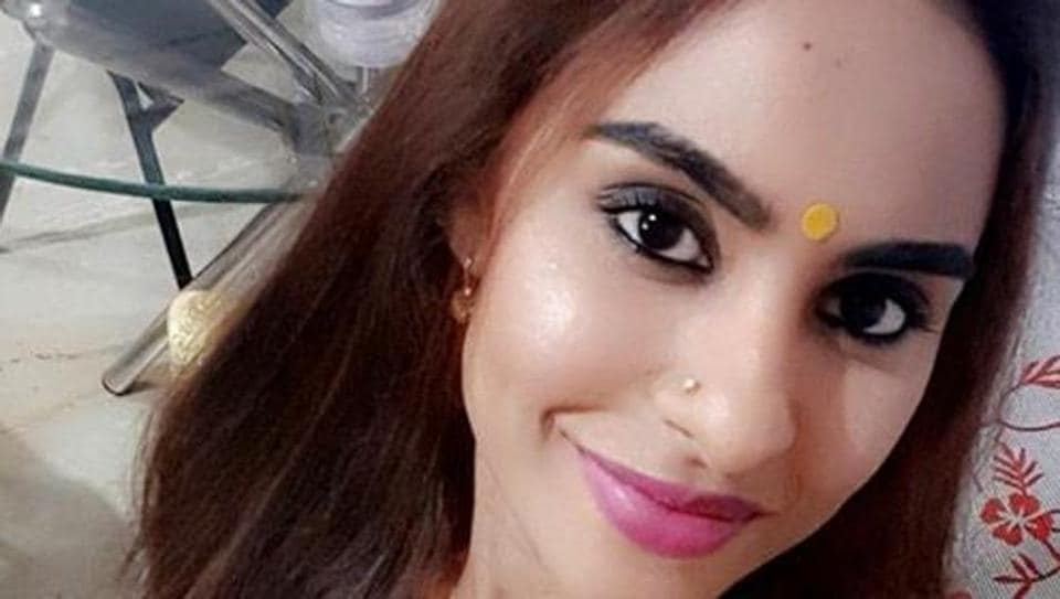 Telugu actor Sri Reddy held a nude protest in Hyderabad on April 7.