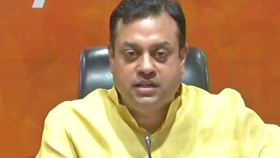 BJP spokesperson Sambit Patra on Tuesday showed a telegram sourced from Wikileaks quoting a conversation between then US ambassador and Rahul Gandhi.