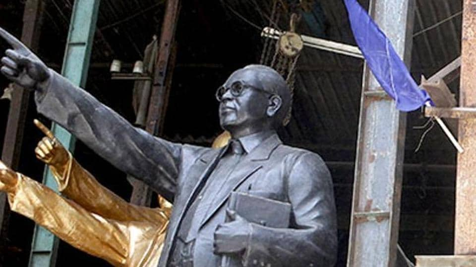 Statues of Ambedkar, other icons should be put under CCTV