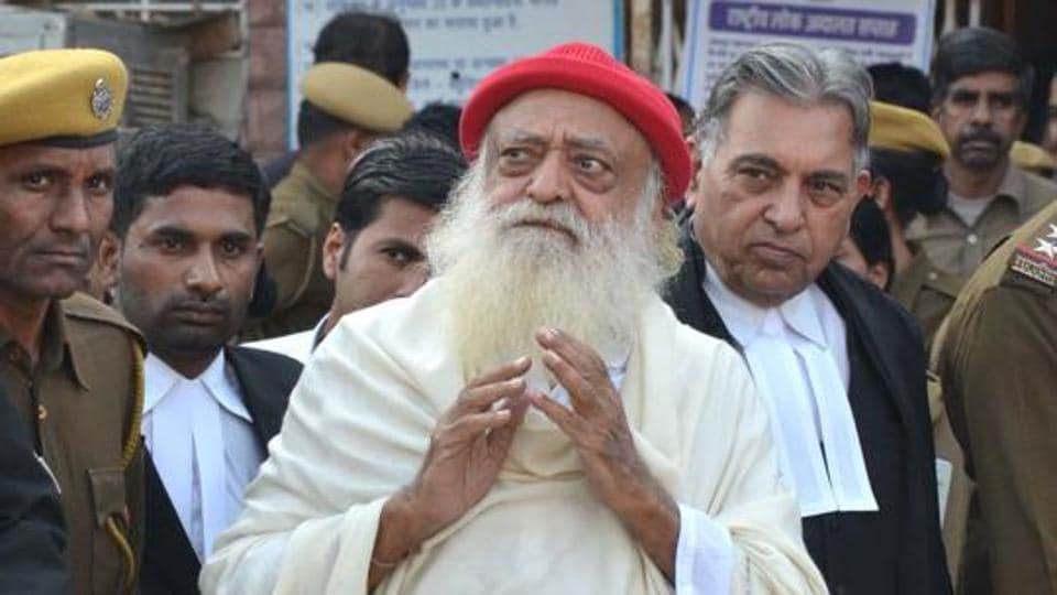 Asaram was arrested on August 31, 2013 and sent to the Jodhpur central jail.