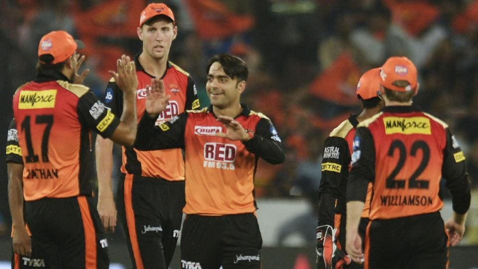 Rashid Khan (C) is a trump card for Sunrisers Hyderabad in IPL 2018, according to coach Tom Moody.