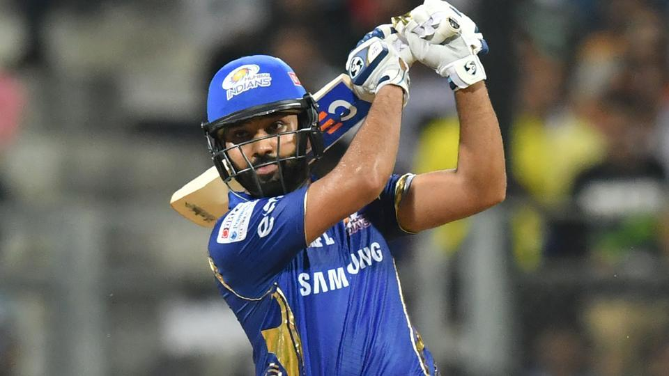 IPL 2018: Rohit Sharma completes half-century of fifties in T20 ...