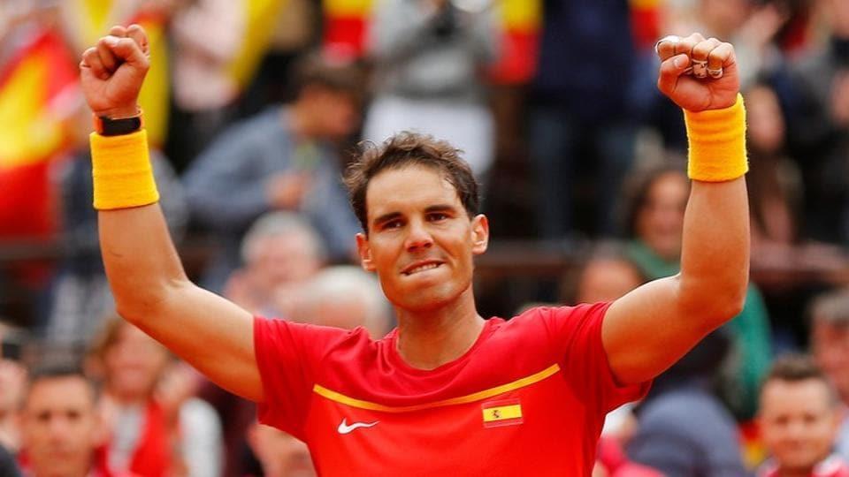 Rafael Nadal,Roger Federer,Davis Cup