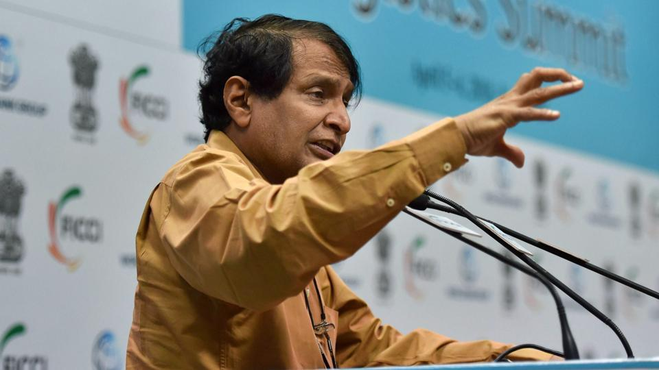 On the issue of imposing high duties on steel and aluminium by the US, commerce and industry minister Suresh Prabhu said India's exports of these two commodities to America is not significant.