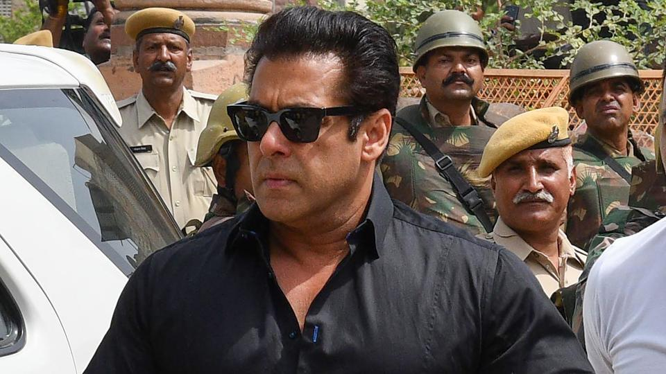 "Salman Khan has started shooting for Ali Abbas Zafar's ""Bharat"", which will also feature Priyanka Chopra."