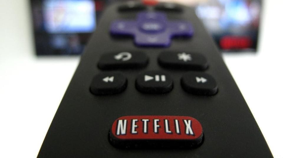 In the first three months of the year, Netflix boosted original programming by 85% from a year earlier to a record 483 hours, according to Cowen & Co analysts.