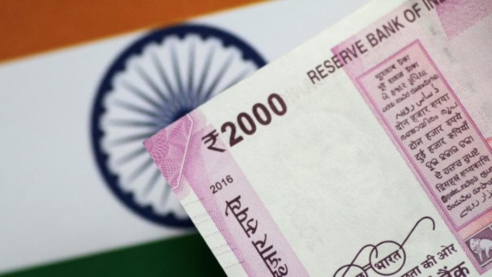The rupee recovered 4 paise to 65.45 against the dollar on Tuesday.