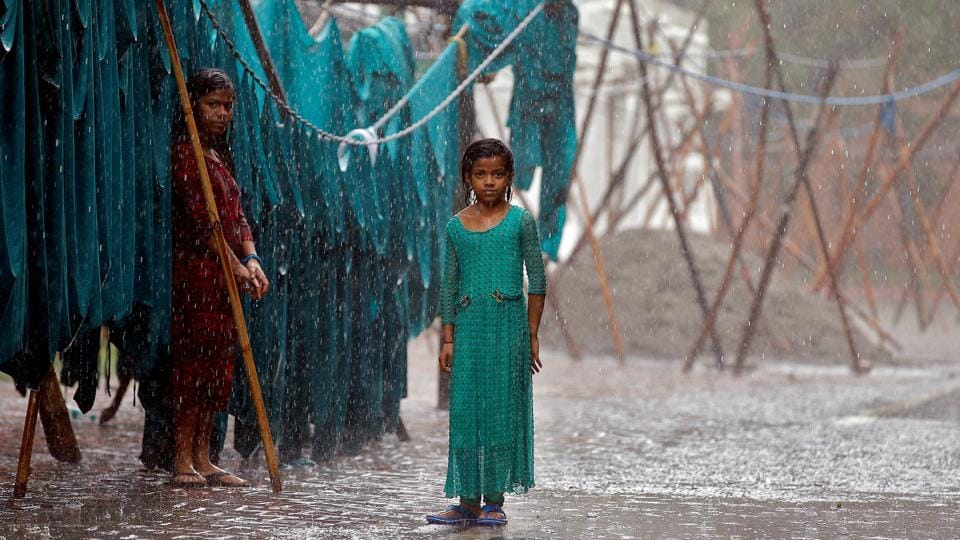 India's June-September monsoon, the lifeblood of the world's third-largest economy, will be normal this year, the India Meteorological Department (IMD) said. Ahead of the 2019 general election, a good monsoon will ensure adequate food output and help keep inflation low. (Cathal McNaughton / REUTERS File)