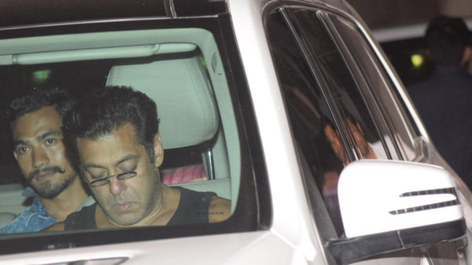 Bollywood actor Salman Khan, out on bail in a 1998 blackbuck poaching case, was granted permission to travel to the United States, Canada and Nepal. Judge Chandra Kumar Songara of the sessions court in Jodhpur gave the permission soon after Salman submitted a plea. (IANS File)