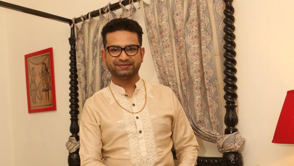 Designer Pranay Baidya encourages people to reach out to him via his website www.pranaybaidya.com.