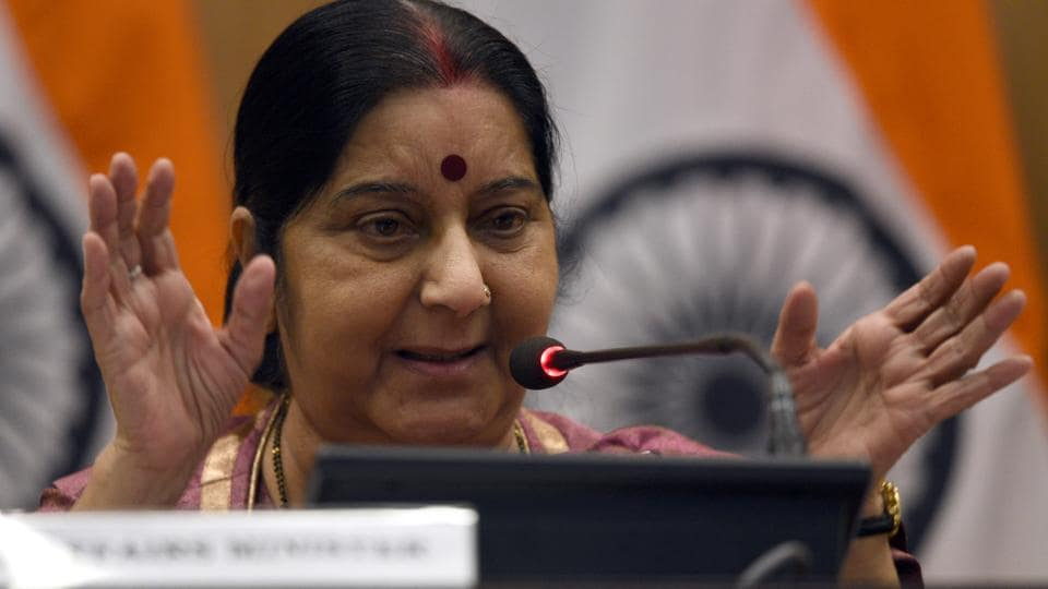 Minister of External Affairs of India Sushma Swaraj will meet a more powerful Wang, who in March was elevated to China's top diplomatic post of State Councillor.