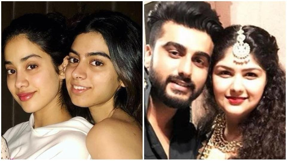 Janhvi, Khushi and Anshula will join brother Arjun Kapoor in London where he is shooting for Namastey England.
