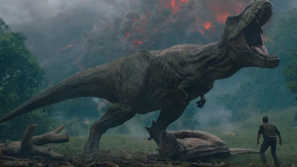 Jurassic World,Fallen Kingdom,Jurassic World Fallen Kingdom Trailer